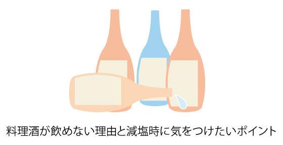お酒 塩分