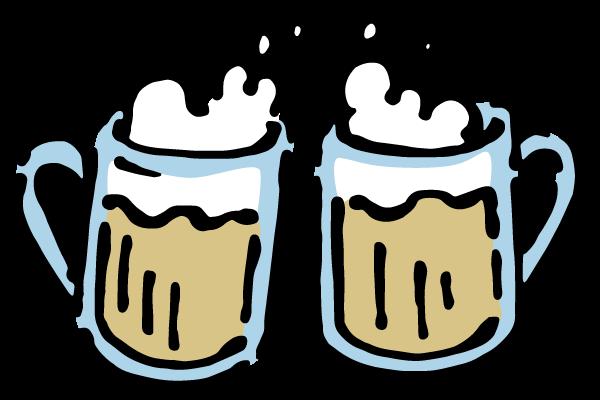 ビール 休肝日
