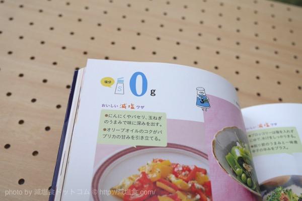 無塩 レシピ