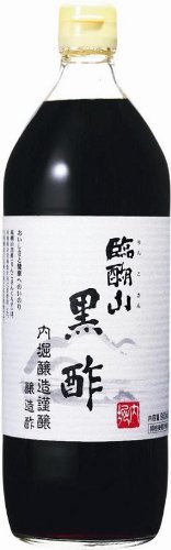 りんこさん黒酢