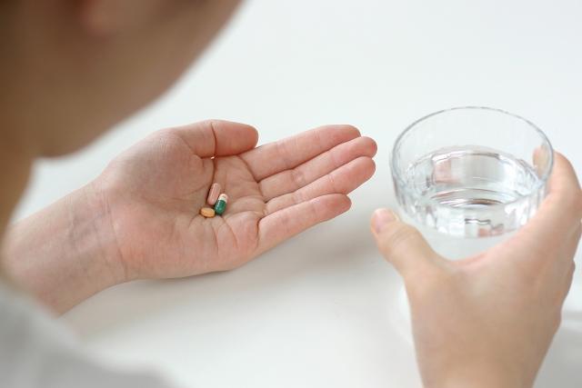 薬の上手な飲み方