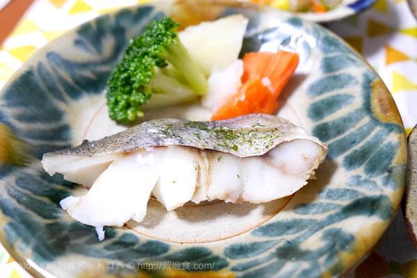 魚 減塩 お弁当