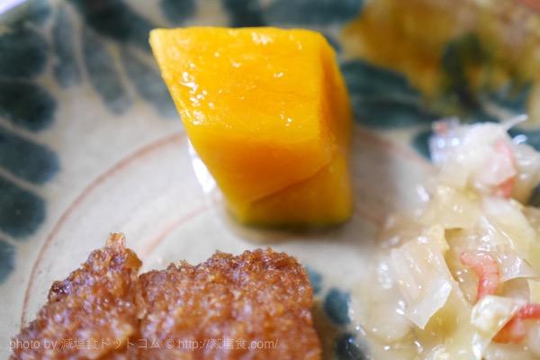 かぼちゃ 煮物 減塩