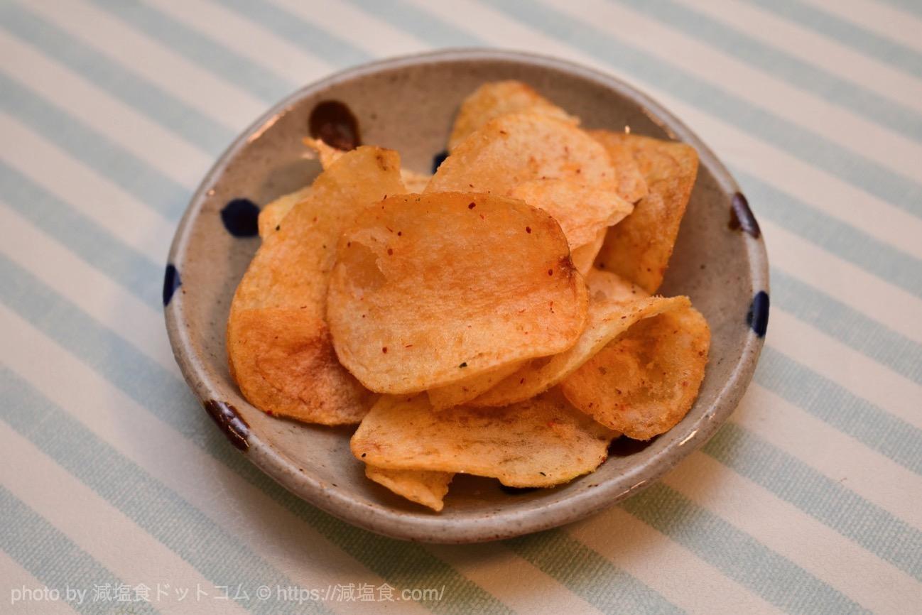 減塩 ポテトチップス