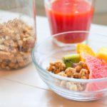 食物繊維を毎日の暮らしにプラス「ナッツグラノーラ 」はオシャレで美味しくてダイエットにも◎