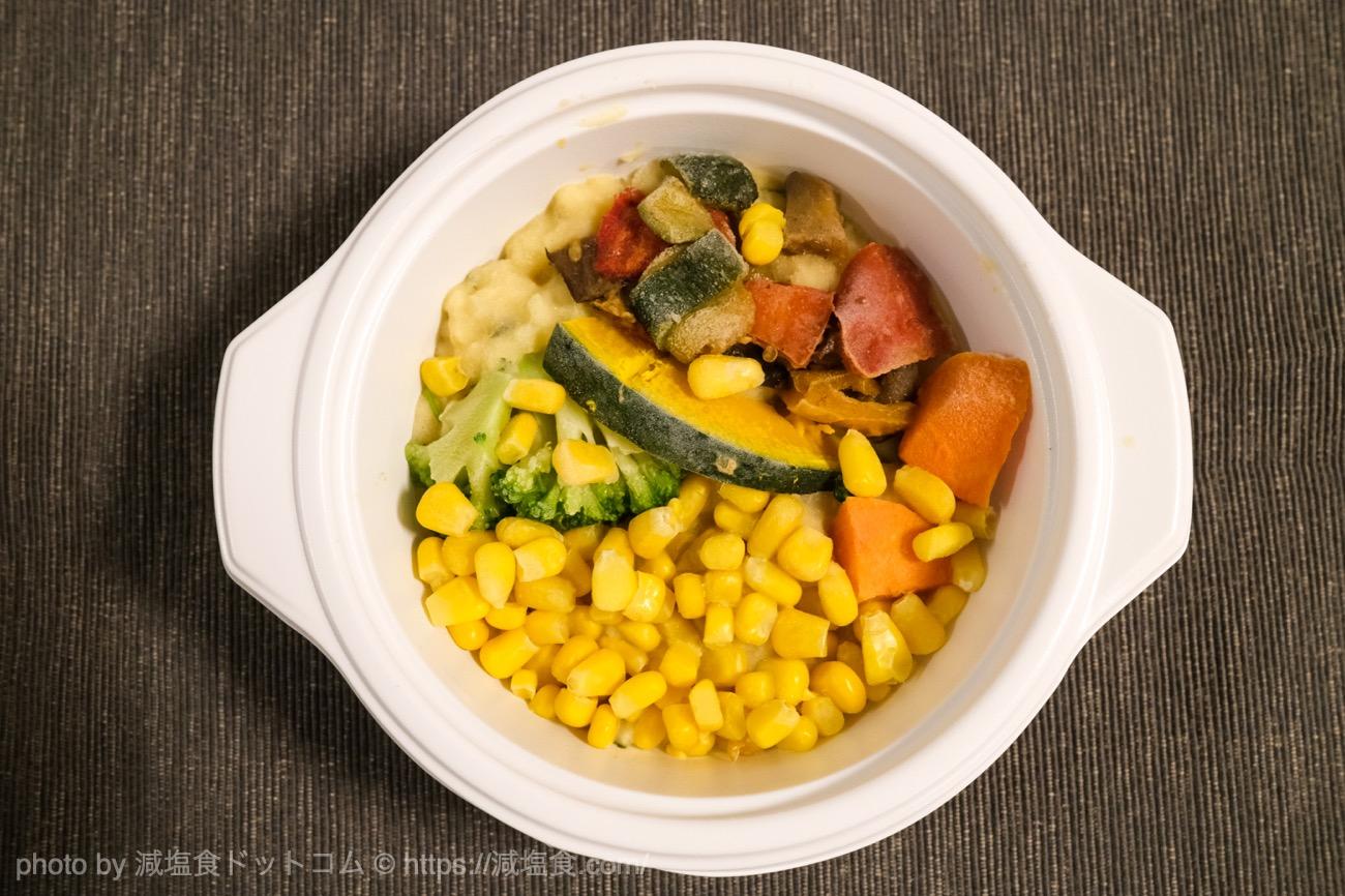 ベジ活スープ食 温め方