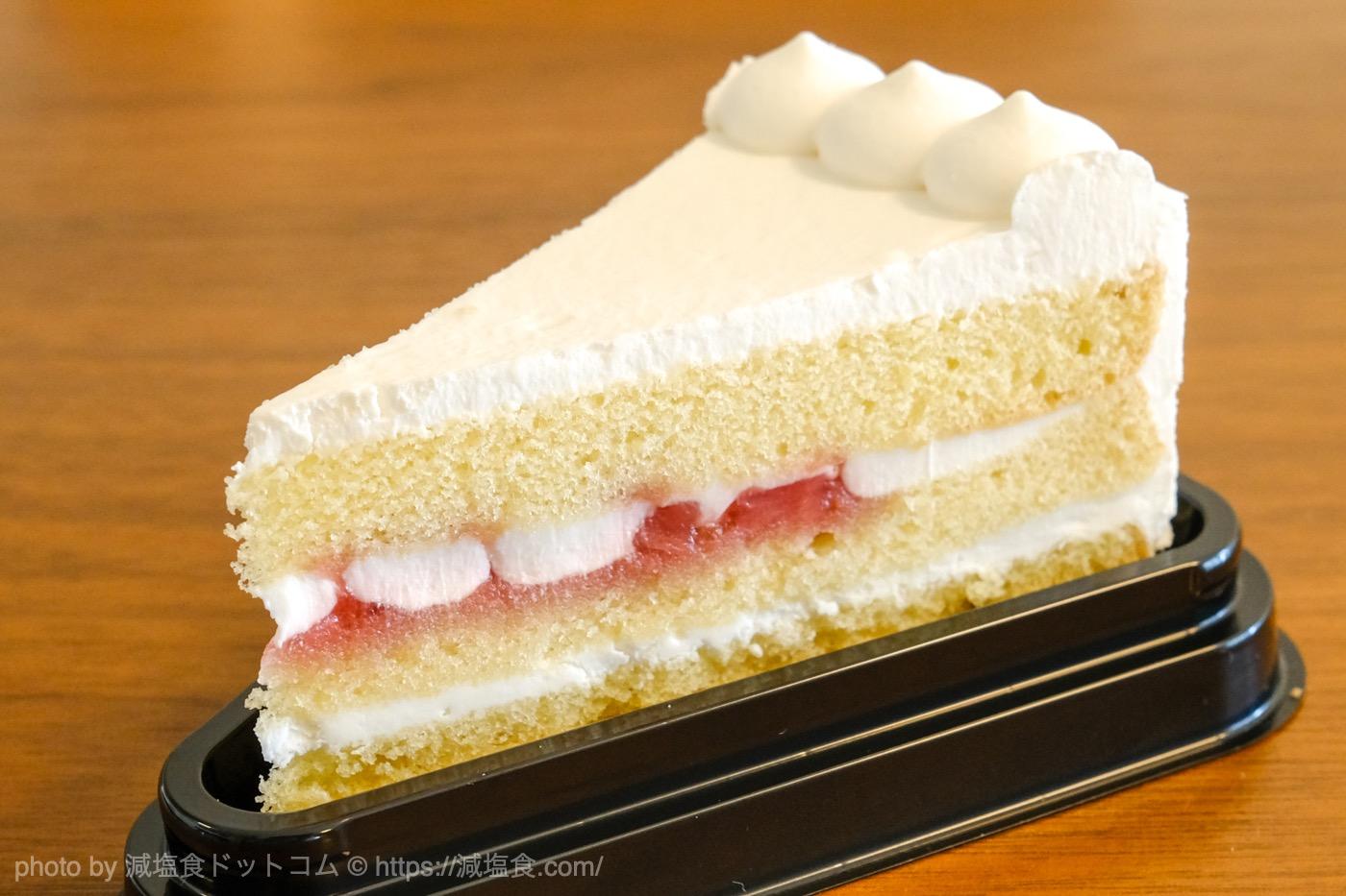 小麦アレルギー ケーキ